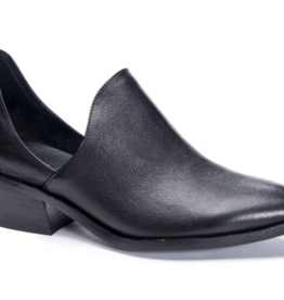 Chinese Laundry Freda Leather Bootie BLK