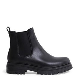 Steve Madden Billiee Short Boot BLK