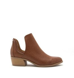 Qupid Layla Cutout Bootie COG