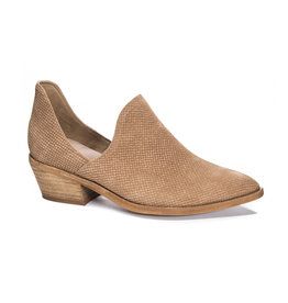 Chinese Laundry Freda Suede Snake Bootie CAM