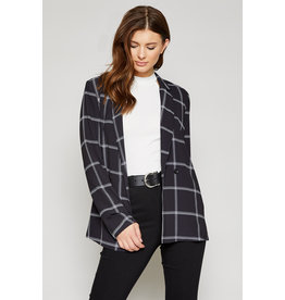 Sadie & Sage Kings Crossing Blazer BLK
