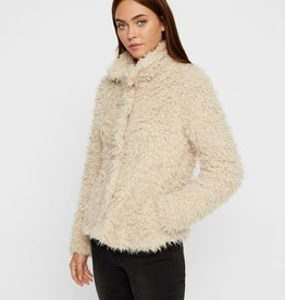 Vero Moda Jaylameg Faux Fur Jacket