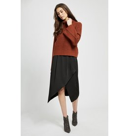 Gentle Fawn Paris Wide Sleeve Sweater GING