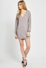 Gentle Fawn Oslo Sweater Dress FIG