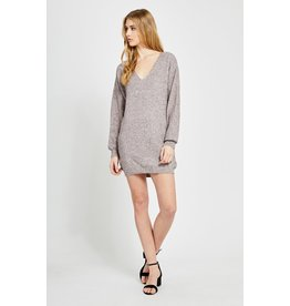 Gentle Fawn Oslo Sweater Dress FIG