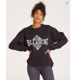 Billabong Headline Pullover BLK