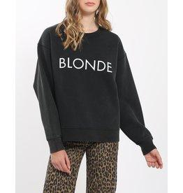 Brunette The Label Blonde Step Sister Crew ABLK