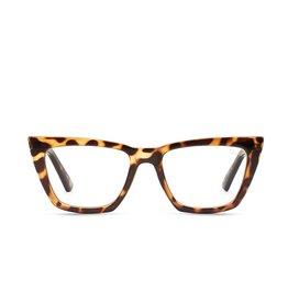 Quay Don't @ Me BlueLight Glasses TORT