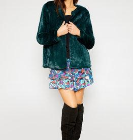 Sadie & Sage Jagger Fur Jacket FOR