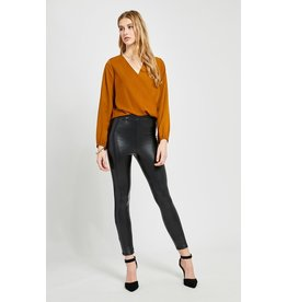 Gentle Fawn Amelie Wrap Blouse GLD