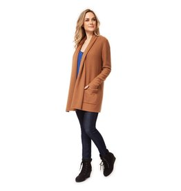 Dex Open Front Pocket Cardi CAM