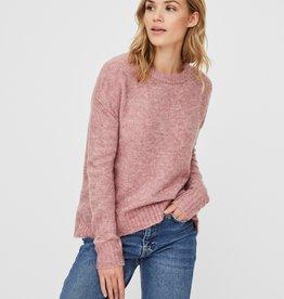 Vero Moda Kizzi Hi-lo Knit Sweater