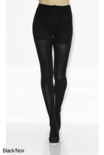 Control Top Tights BLK