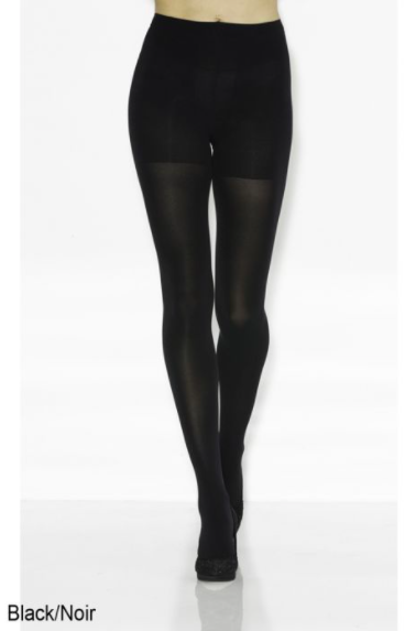 Control Top Tights BLK-1