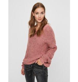 Vero Moda Rush Knit Crew Sweater HPNK