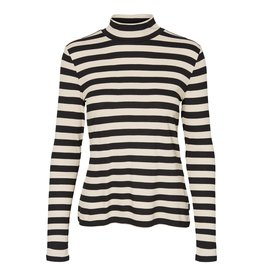 Noisy May Tanya Stripe L/S Top BGE