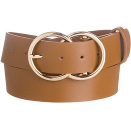 Girly Double Circle Belt COG