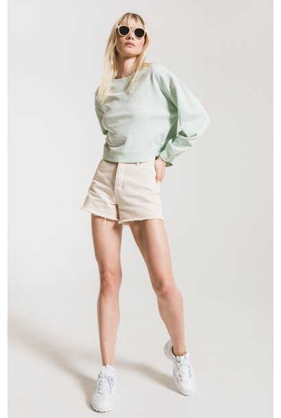 Cotton French Terry P/O BLU