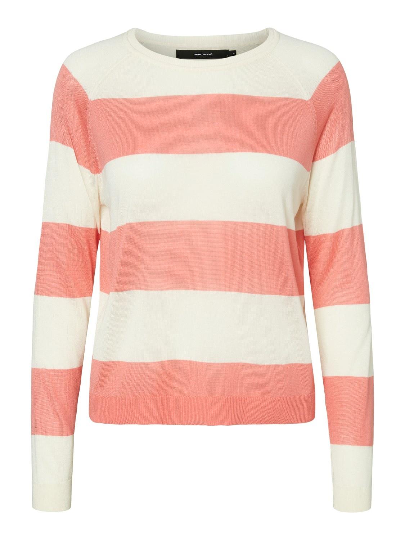 Lina Stripe Sweater COR-3