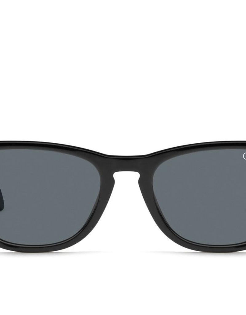 Quay Hardwire Mini Sunnies BLK/SMOKE