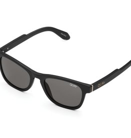 Quay Hardwire Mini Sunnies MBLK/SMOKE