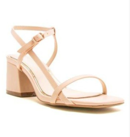LA Shoes Lilah Strapy Pump NUDE