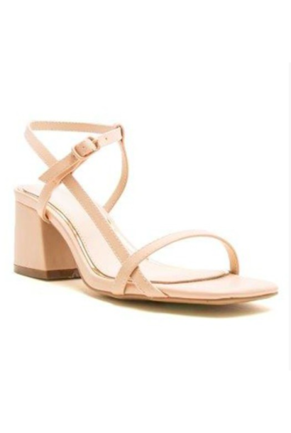 Lilah Strapy Pump NUDE