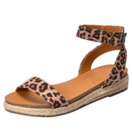 LA Shoes Angela Leo Espadrille OAT