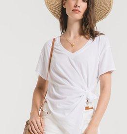 Z Supply Organic Cotton SideSlit Tunic WHT
