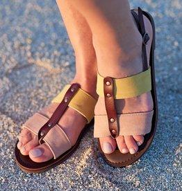 Roxy Chrishelle Sandal PCH/YEL