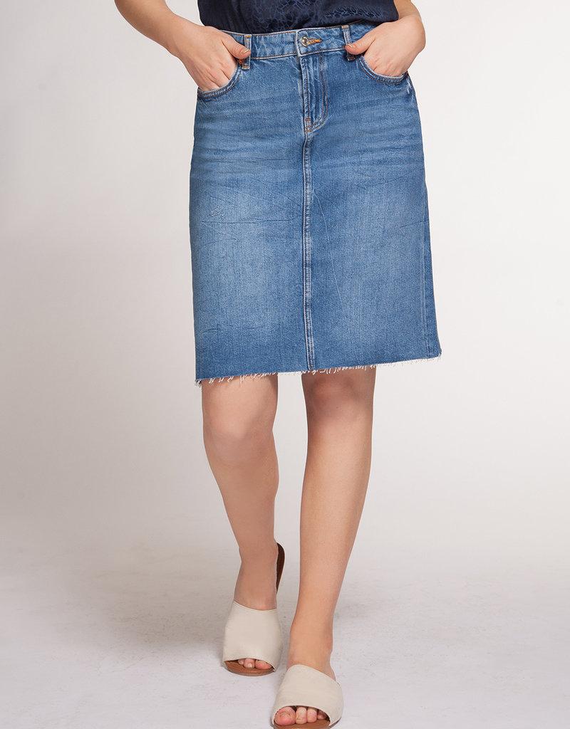Dex Knee Length Skirt DNM