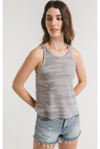 Thermal Camo Skimmer Tank GRY