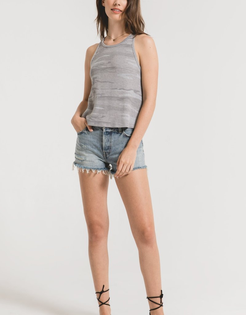 Z Supply Thermal Camo Skimmer Tank GRY