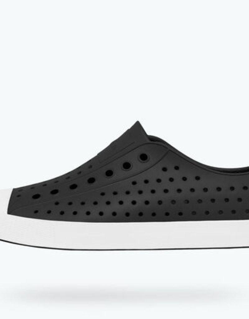 Native Shoes Jefferson Runner BLK/WHT