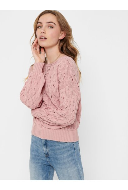 Brynn Pullover Sweater