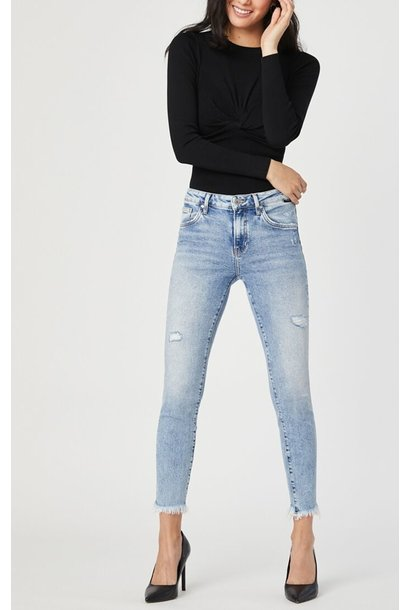 Tess LT Ripped Recycled Jean
