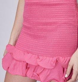 Do + Be Smock Ruffle Skirt HPNK