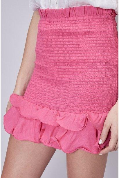 Smock Ruffle Skirt HPNK