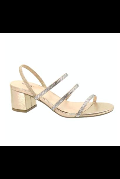 Kara Glitter Heel CHAMP