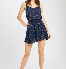 Gentle Fawn Rae Floral Skirt NVY