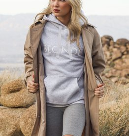 Brunette The Label Blonde Hoodie PGRY