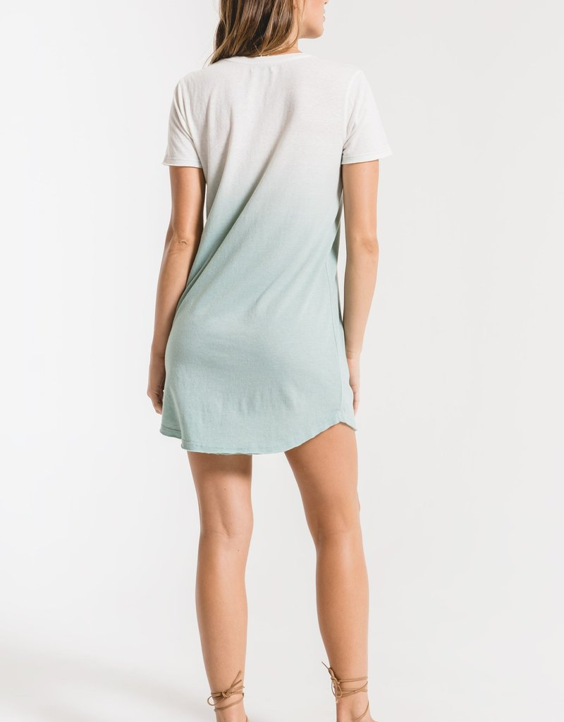 Z Supply Ombre Dip Dye Dress