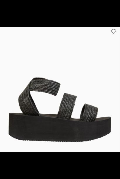 Foreshore Sandal BLK