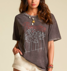 Billabong x Sincerely Jules Poster Child Tee GRY