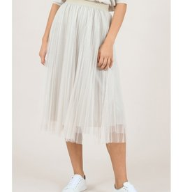Molly Bracken Tulle Skirt GLD