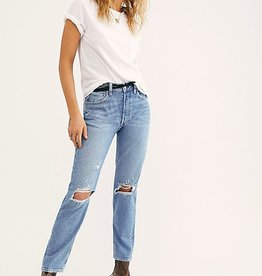 Free People Fast Times Mom Jean