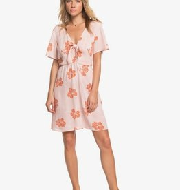 Roxy Summer On Top Floral Dress PNK