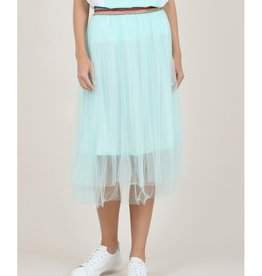 Molly Bracken Tulle Skirt MINT
