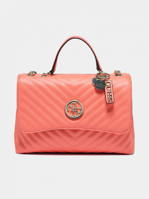 Guess Blakely Top Handle Flap COR-1