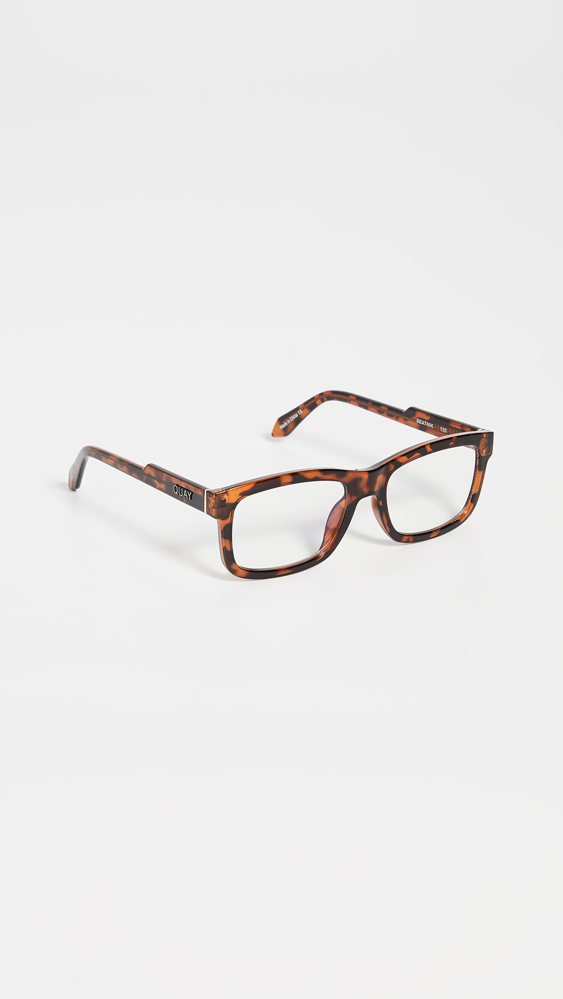Beatnik Blue Light Glasses TORT-2